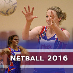 Want to play Netball in 2016?