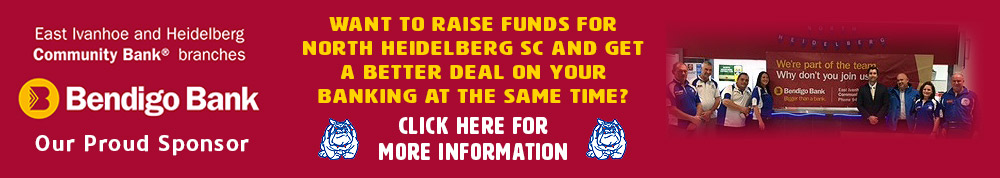 Bendigo Bank - Heidelberg & East Ivanhoe Community Bank Promotion